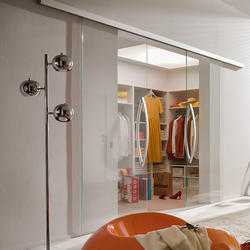 Dorma Synchronized Sliding Door System