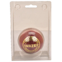 Bdm Amazer Red Cricket Leather Ball, Weight: 155-165 Gm