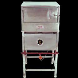 Maxel Stainless Steel LEP180 Commercial Idli Maker
