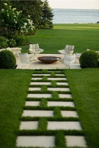 Grass Parks Or Gardening Landscaping Services