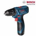 12 V Bosch Gsr 120 Li Professional Cordless Drill, Li-ion Batteries