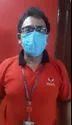Three Ply Non-Woven Disposable Face Masks