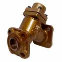 CISFY Cast Iron Strainer Flanged Connection Y Type
