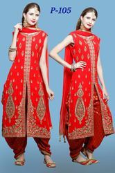 Designer Beautiful Party Wear Suit