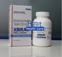 Xbira Abiraterone Acetate 250mg