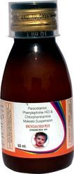 Paracetamol Phenylephrine HCI & Chlorpheniramine Maleate Suspension