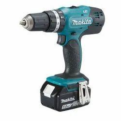 Cordless Hammer Driver Drill Dhp453sfe : Makita