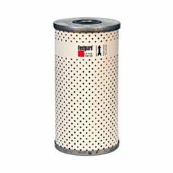 Paper Core Silver Fleetguard Fuel Filters, Diameter: 1-2 inch, For Filtration Purpose