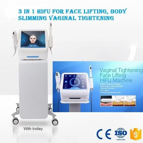 HIFU Machine - HIFU MACHINE Face Body Lifting Skin