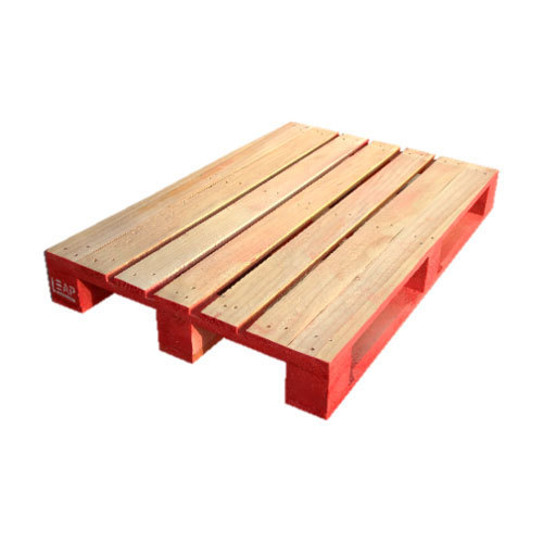 4 Way Timber Pallet, - LEAP India ...