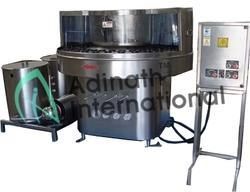 Automatic Glass Bottle Washer