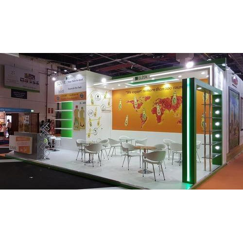 Exhibition Booth Size : Modular exhibition booth size meter rs square meter