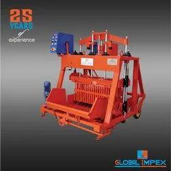 Hydraulic Operated Block Machine