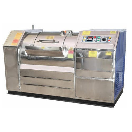 Semi-Automatic Industrial Washing Machines, Top Loading, Rs 165000 /piece |  ID: 7284357230