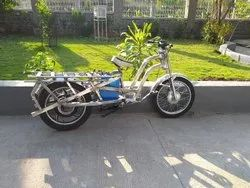 Hub Motor Electric cycle, Battery Charging Time: Only 3 Hours, Battery Mileage: 50 To 100 Km