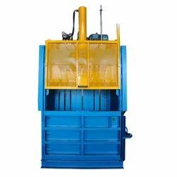 Automatic Paper Baler Machine