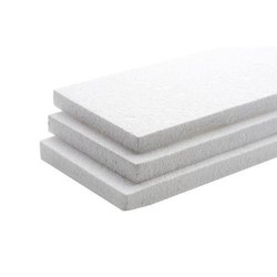 Normal EPS Rectangle Thermocol Sheets, Thickness: 10mm