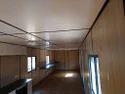 Galvanized Office Cabin