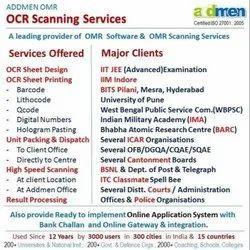 Online Company OCR Scanning Service