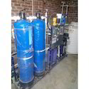 Industrial Water Purifier Plant