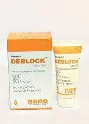 Microencapsulated Sun Blocker Nano Gel Face Wash