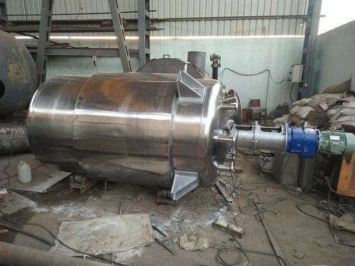 Jacketed Reactors, Capacity: 1.5 KL