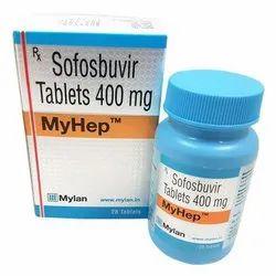 MyHep Sofosbuvir Tablets