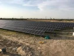 Grid Tie Solar Photovoltaic Systems, For Commercial, Capacity: 1-100Mw