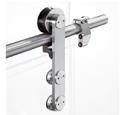 Stainless Steel Sliding Door System, Power: 100-240 V