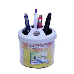 Parimal Counting Pen Holder (Round)