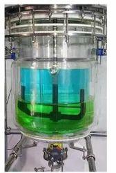 Distillation Glass Reactor