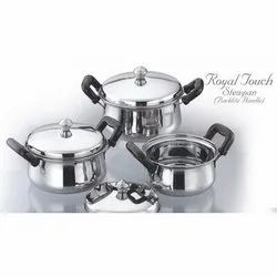 Royal Touch Stewpan (Backlite Handle) Set