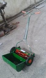 Side Wheel Type Lawn Mower
