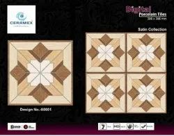 Satin Finish Floor Tile