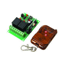 TS 234 - 2 Channel Relay Board With Remote