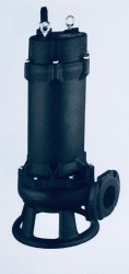 SEWAGE SUBMERSIBLE CUTTER PUMPS
