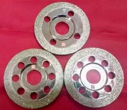Electroplated Diamond Fettling Wheel