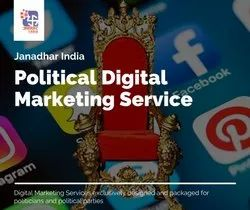 Online Election Campaign Management Political Advertising Service, in India