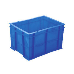 Heavy Duty Stackable Plastic Crates