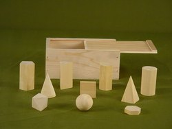 CPM-189 Geometrical Model Set