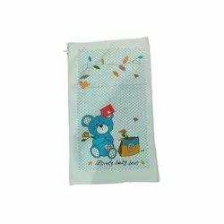 Multicolor Printed Cartoon Towel