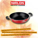 Best Nirlon Regular Non-Stick Aluminum Kadai (2L)