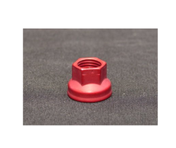 New Seas Alloys LLP Red Aluminum Nuts, Size: M5 -m100
