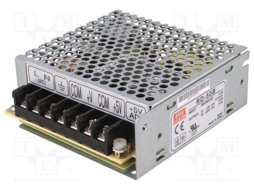 Switching Power Supplies 53 6w 5v/4a 24v/1 4a Rd 50b Dual Output