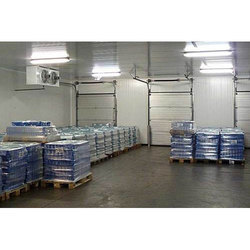 Seafood Cold Storage Room
