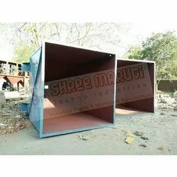SMTI Industrial Hopper, Weight Capacity: 1 Ton To 100 Tons