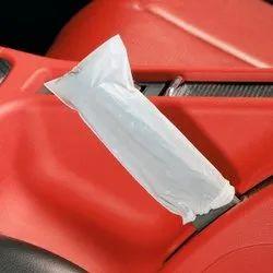 Non Woven White Disposable Car Handbreak Protective Cover