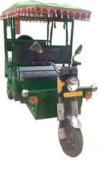 Mini E Rickshaw