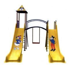 Nursery Combo Playground Slide