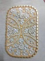 Embroidery Clutches Fabric